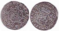 1 piece de 1 Ecu Luxembourg / belgique Argent 1752 ( 001 )
