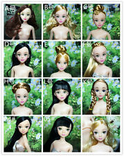 New 5pcs Contemporary Barbie Doll 12 Joint Body+Head Great Gift For Girls 2017