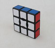 X-Cube Speed Puzzle Magic Cube  1x3x3  Brain Storm Black Toy Gift