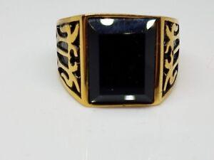 Retro Men's Ring Size 9