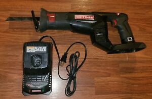 MINT Craftsman C3 19.2v Cordless Reciprocating Saw 315.CRS1000 & Battery Charger