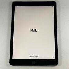 Apple iPad Pro 1st Generation 9.7in. A1674 32GB Wi-Fi + Cellular Black