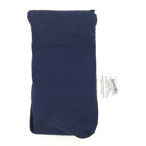Made By Design Solid Easy Care Pillowcase Blue Standard 2 Count