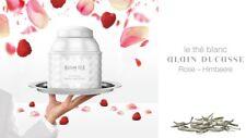 Kusmi Tea Paris - ❤ Premium Luxury Teas- WHITE TEA ROSE RASPBERRY - 120gr Tin