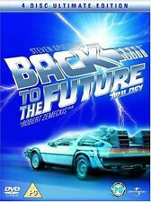 Back To The Future Trilogy 4 Disc Ultimate Edition Brand new DVD
