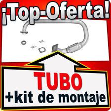 Pantalones de Tubo VOLKSWAGEN TRANSPORTER T3 1.7 D 08.1987-1990 Escape Flex DDR