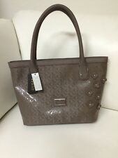 NWT Guess Newbel Taupe Ladies Handbag SV480424
