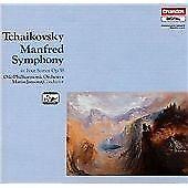 |1112260| Pyotr Ilyich Tchaikovsky - Manfred Symphony No.Op.58 [CD] New cond d1