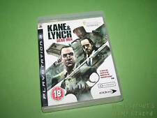Kane & Lynch Dead Men Sony Playstation 3 PS3 Game - Eidos Interactive