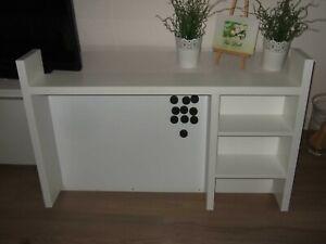 Ikea Micke Aufsatz für Schreibtisch Micke oder Malm Anbauelement
