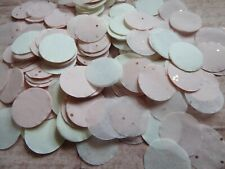 Speckled Rose Gold on Blush Variations Confetti Circles, Tissue, Celebration