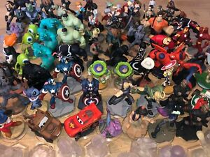 DISNEY INFINITY lots of Figures Characters Crystals New/Used Multi Listing
