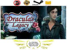 Dracula's Legacy PC Digital STEAM KEY - Region Free