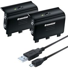 DREAMGEAR DGXB1-6608 Xbox One Controller Battery/Cable Charge Kit