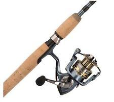 "Pflueger President 6'6"" Medium 2-Piece Fishing Rod/Spinning Reel Combo #1425618"