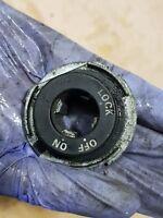 Gilera Vespa piaggio key barrel ignition clip BLOCK vx St gts x9 125 - 300cc