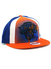 New Era NBA New York Knicks 9fifty Snapback Hat Spider-Man Marvel Blue Orange