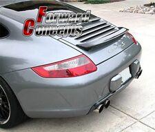 FOR Carbon Fiber Porsche 2006-2011 997 911 Rear Wing Trunk Spoiler