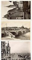 SCHWEIZ BASEL 1920/30, 3 versch. ungebr. s/w AK's, Edition Photoglob Wehrli