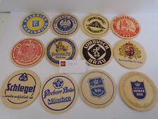Lot de 12 Sous-bocks anciens allemands, tbe - * sb16