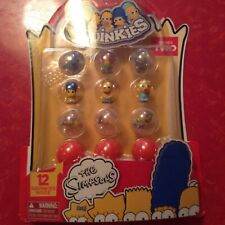 Simpsons Squinkies Series 2 New!