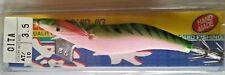 1 ARTIFICIALE GAMBERO FINTO YO ZURI A1200  MIS.3,5 COL 10  GV145