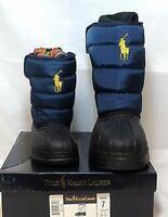 POLO RALPH LAUREN VANCOUVER EZ  kids Snow Boots  •Navy•