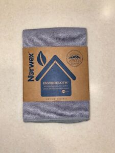 New Norwex gray Envirocloth Cloth with cardboard sleeve