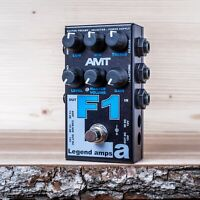 AMT Electronics F1 (Fender) – guitar preamp (distortion/overdrive) effect pedal