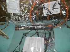 "Halloween Pumpkin & Spiderweb & Skull Window Decoration 16"" & 18"" Lot of 3"