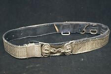 Victorian Era British Volunteer Officers Artillery Sword Belt