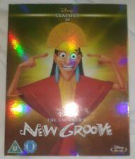 The Emperor's New Groove - Blu-ray - Walt Disney Classic - Slipcover