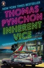 Inherent Vice by Thomas Pynchon (2010, Paperback)