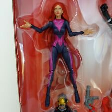 Marvel Legends Hasbro SDCC Thanos Imperative Medusa Action Figure