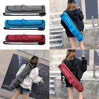 Fashion Women Men Portable Yoga Mat Bag Carrier Casual Shoulder Zipper Sport Bag