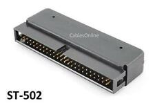 IDC50 Active Internal 50-Pin Male SCSI Terminator for Ribbon Cables - ST-502
