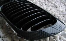 CARBON GRILL KÜHLERGRILL ZIERGITTER SET für BMW E46 3er CABRIO COUPE 99-02 Li+Re