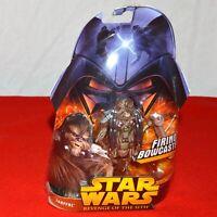 Star Wars Tarfful Wookie Action Figure #25 Hasbro Revenge of the Sith