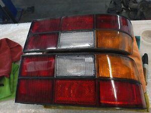 Porsche 924 944 951 Turbo Tail Light Assembly Set