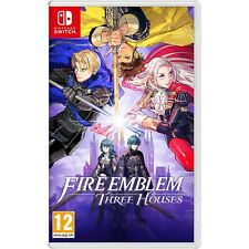 Fire Emblem: tres casas Video Juego-Nintendo Switch Importada Región Libre