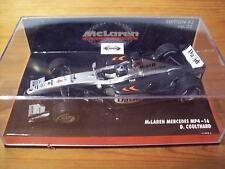1/43 McLAREN 2001 MP4/16 MERCEDES DAVID COULTHARD