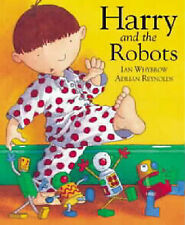KC08: Harry and the Robots Kids Paperback Book by Ian Whybrow FREE P&P VGC