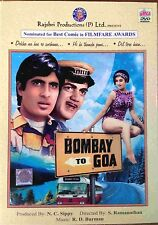 Bombay To Goa - Official Bollywood Movie DVD ALL/0 Mehmood, Amitabh