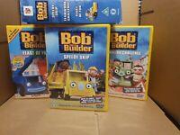 Bob The Builder (Triple Pack) DVD