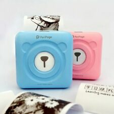 Mini Pocket Photo Printer Paper Portable Mobile Phone Use Multicolor Sticker