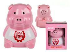 Diet Piggy Dieting Slimming Aid Fridge Warning Alarm with Light Sensor & Sound