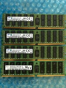 64GB (4x16GB) DDR4 2133P ECC RDIMM Memory for Dell PowerEdge R430 R530 R330 T430