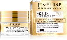 GOLD LIFT EXPERT Luxus Tages- und Nachtcreme-Serum 60+ mit 24k Gold, 50 ml