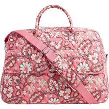 "Vera Bradley Beautiful ""Blush Pink"" Grand Traveler Travel Bag NWT!"
