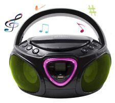Tragbares Stereo Radio   CD-Player   Stereo Radio   Stereoanlage   Kinder Radio